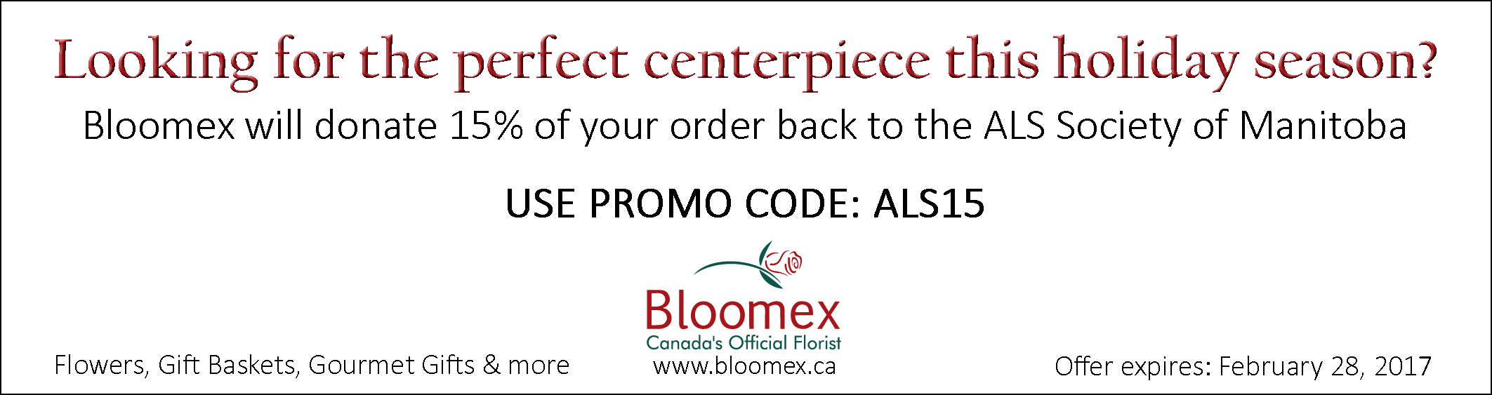 Coupons bloomex