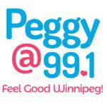 Peggy@99.1 Logo