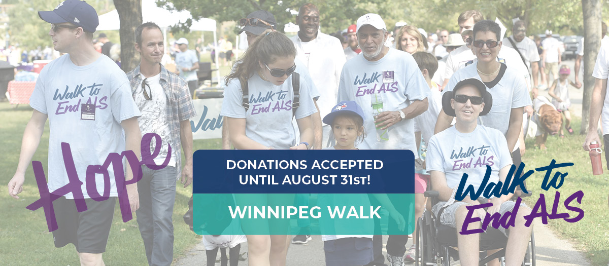 Walk to End ALS - Winnipeg - ALS Society of Manitoba